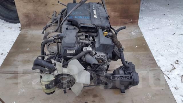 Двигатель. Toyota Verossa, GX110 Двигатель 1GFE