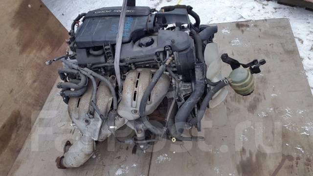 Двигатель в сборе. Toyota Verossa, GX110 Двигатель 1GFE