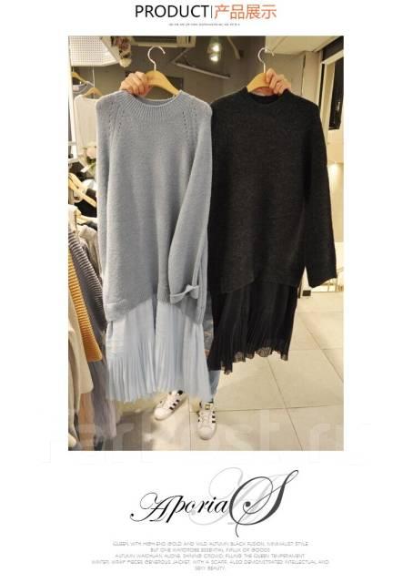 Платья-свитеры. 42, 44, 46, 48. Под заказ