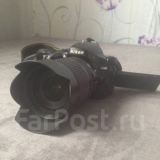 Nikon D5100. 15 - 19.9 Мп, зум: без зума