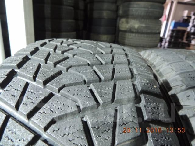 Bridgestone Blizzak DM-Z3. Зимние, без шипов, 2006 год, износ: 20%, 2 шт