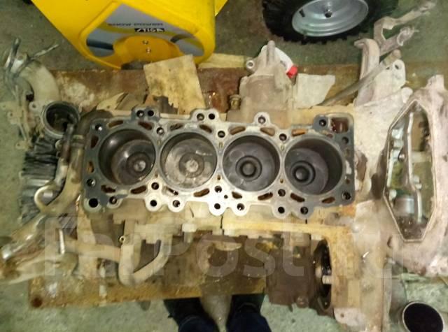 Блок цилиндров. Nissan Presage, VNU30 Двигатель YD25DDT
