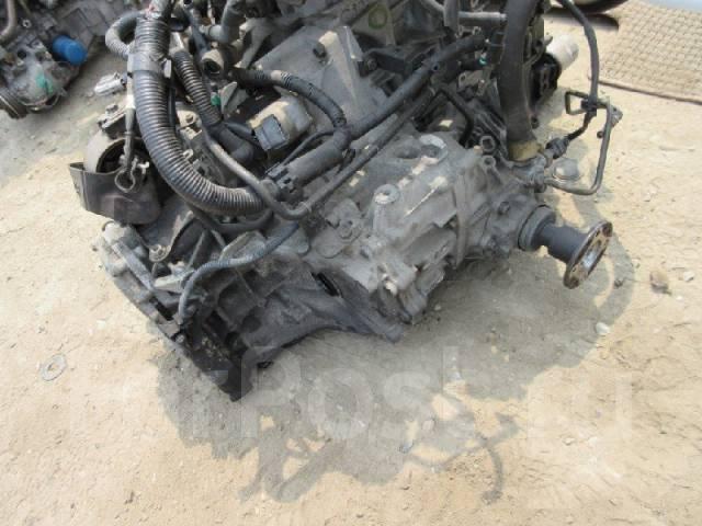 Автоматическая коробка переключения передач. Nissan X-Trail, NT30 Двигатель QR20DE