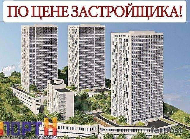 3-комнатная, улица Поселковая 3-я 15. Чуркин, проверенное агентство, 113 кв.м.
