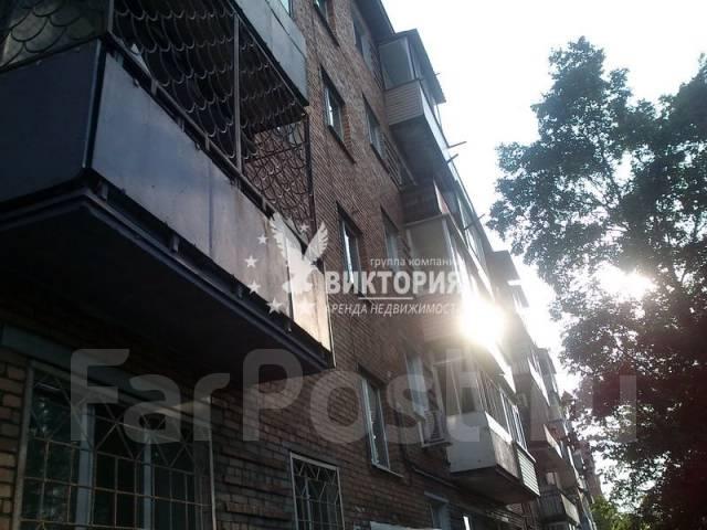 1-комнатная, улица Башидзе 16. Первая речка, агентство, 32 кв.м. Дом снаружи