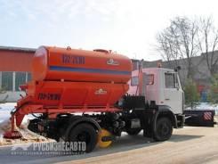 МАЗ 4380. КО-714Н-40 на шасси МАЗ-4380