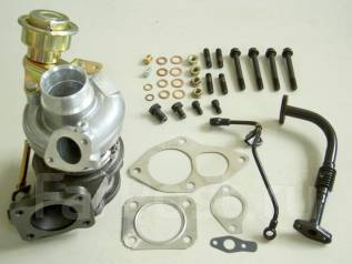 Турбина. Opel Calibra