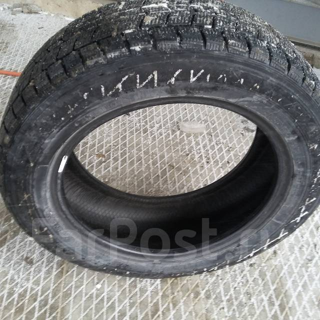 Dunlop DSX. Зимние, без шипов, 2007 год, износ: 30%, 4 шт