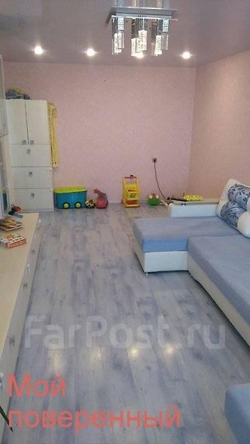 1-комнатная, улица Ульяновская 12/2. БАМ, агентство, 36 кв.м.