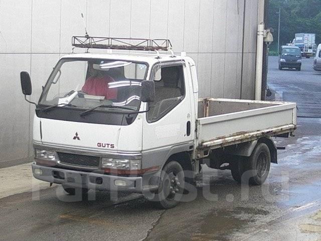 Крепление кабины. Mitsubishi Canter
