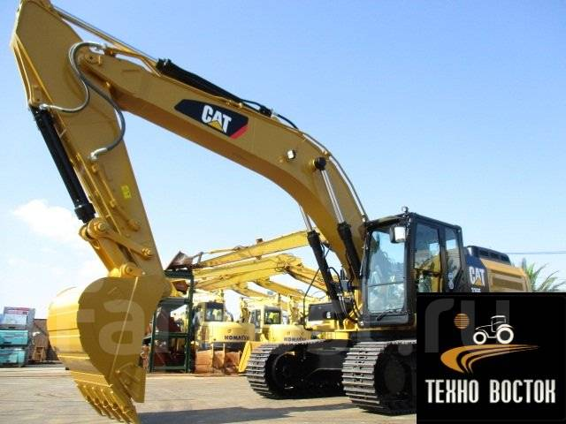 Caterpillar. Экскаватор гидравлический 336E, 1,64куб. м. Под заказ