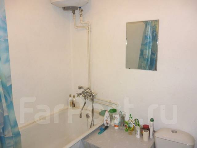1-комнатная, улица Чубарова 4/1. 8 км. , агентство, 30 кв.м.
