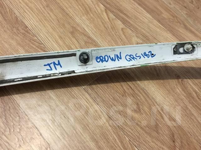 Спойлер. Toyota Crown, GRS182 Двигатель 3GRFSE
