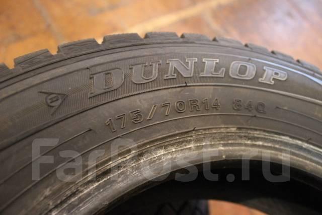 Dunlop SP Winter. Зимние, без шипов, 2012 год, износ: 10%, 2 шт