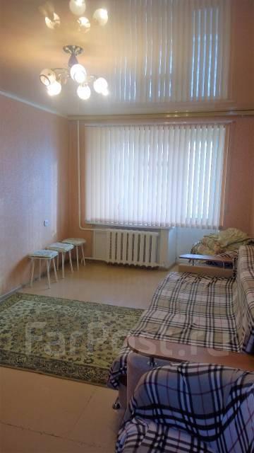 2-комнатная, шоссе Магистральное 13/1. агентство, 46 кв.м.