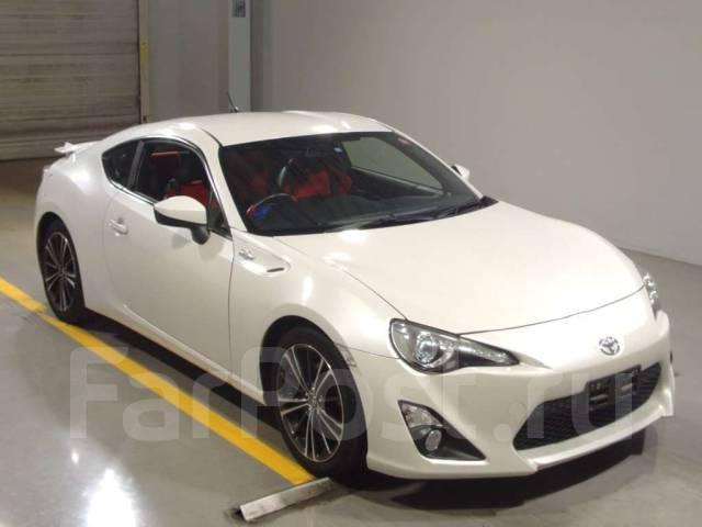 Toyota GT 86. механика, задний, 2.0 (200 л.с.), бензин, 83 тыс. км, б/п. Под заказ