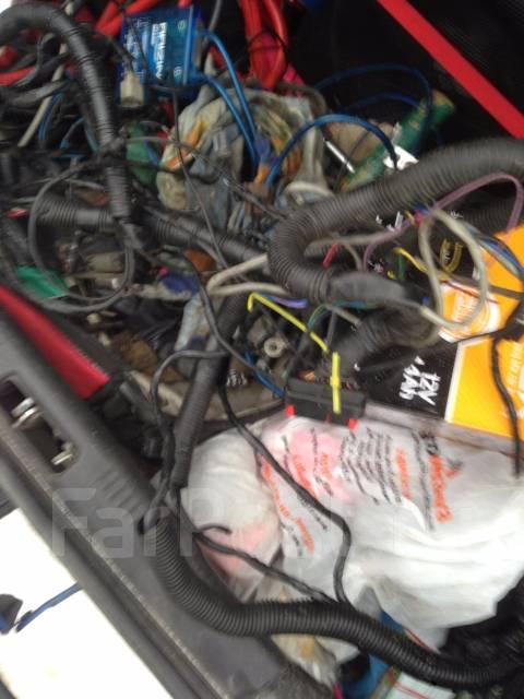 Проводка двс. Toyota Caldina Toyota Celica Toyota MR2 Двигатель 3SGTE