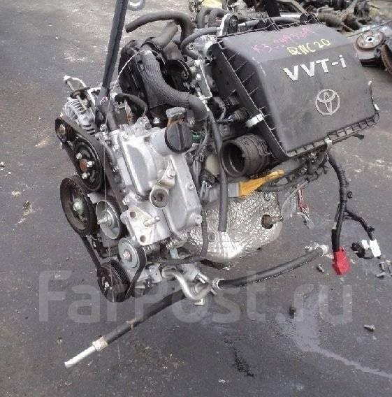 Двигатель. Toyota bB, QNC20, QNC10 Toyota Passo, QNC10 Двигатель K3VE