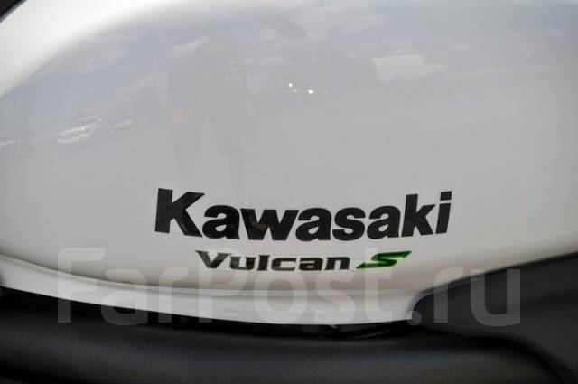 Kawasaki VN Vulcan S. 650 куб. см., исправен, птс, без пробега