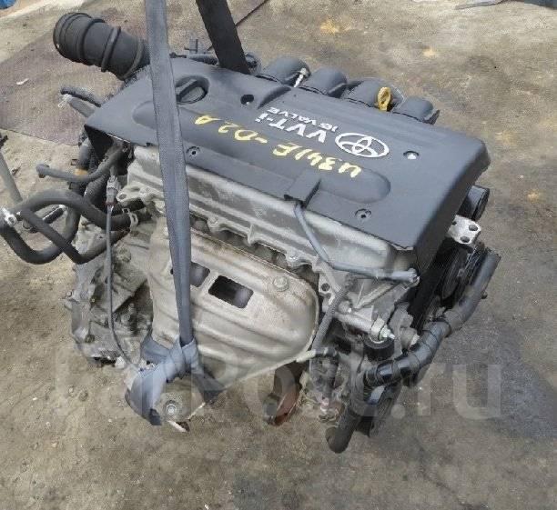 Двигатель в сборе. Toyota Premio, ZZT240 Двигатель 1ZZFE