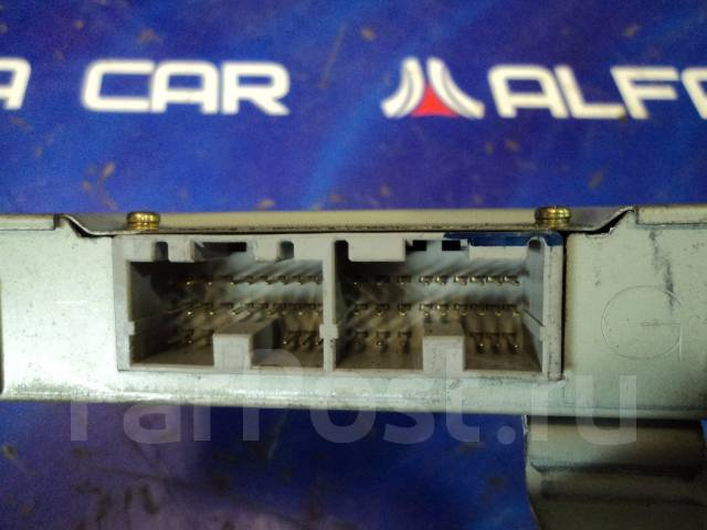 Блок управления автоматом. Nissan Bluebird, QU14 Nissan Primera Camino, QP11 Двигатель QG18DE
