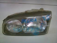 Фара. Mitsubishi Delica, PD6W Двигатель 6G72
