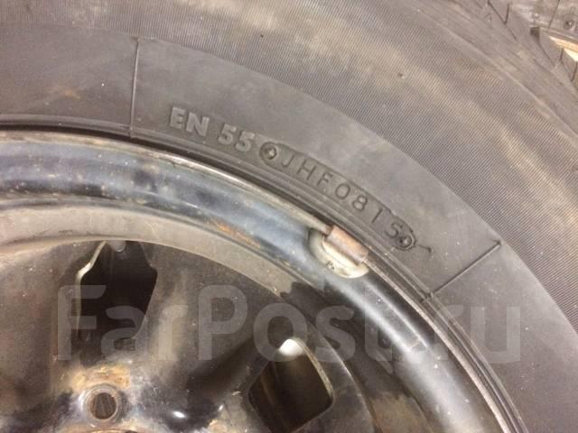 Bridgestone Ecopia R680. Летние, 2015 год, износ: 10%, 4 шт