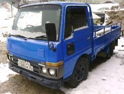 Nissan Atlas. Живой грузовик атлас 1 тонна, 1 600 куб. см., 1 000 кг.