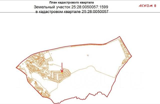 Продам 10 соток на Седанке. 1 002 кв.м., собственность, от агентства недвижимости (посредник)