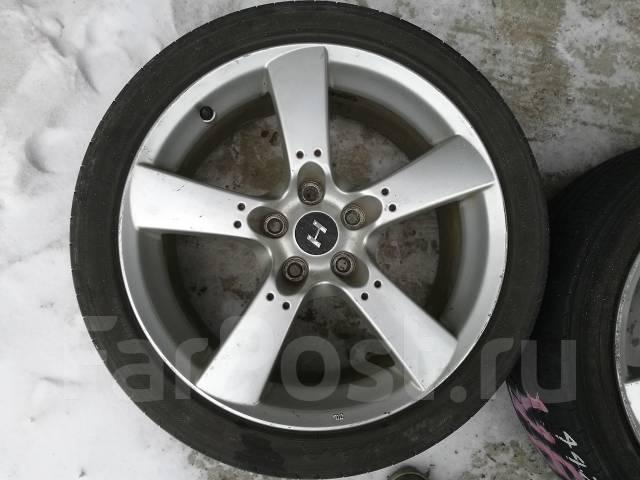 Комплект стандартных 18х дисков Mazda RX8 на остатках лета. 8.0x18 5x114.30 ET50