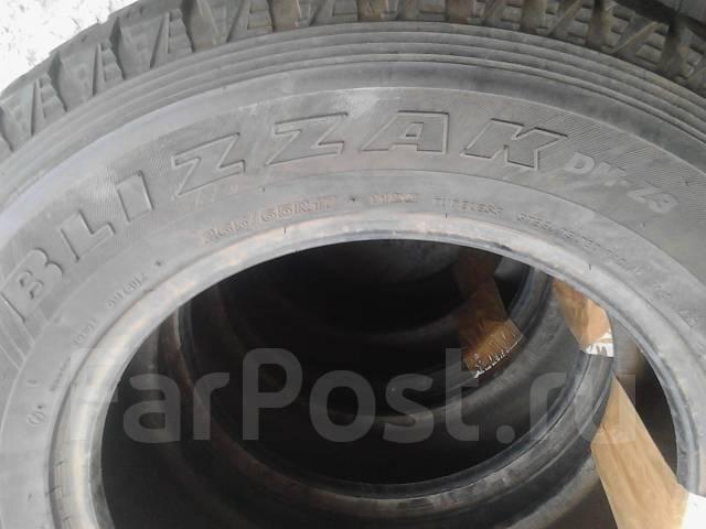 Bridgestone Blizzak DM-Z3. Зимние, без шипов, износ: 20%, 4 шт