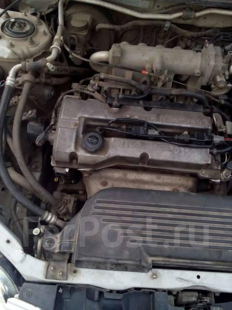 Mazda Familia. автомат, 4wd, 1.5 (130 л.с.), бензин, 178 000 тыс. км