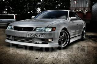 Бампер. Toyota Mark II, JZX90