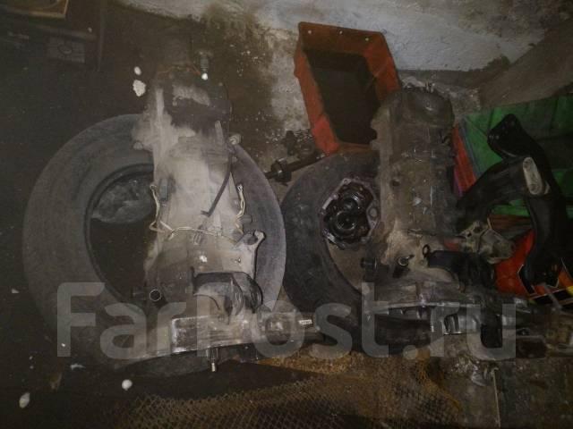 Механическая коробка переключения передач. Subaru
