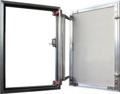 Люк-невидимка ревизионный под кафель ЕвроФормат-Р АТР (30см*60см)