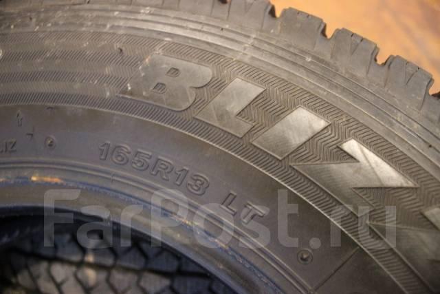 Bridgestone Blizzak. Зимние, без шипов, 2014 год, износ: 10%, 4 шт