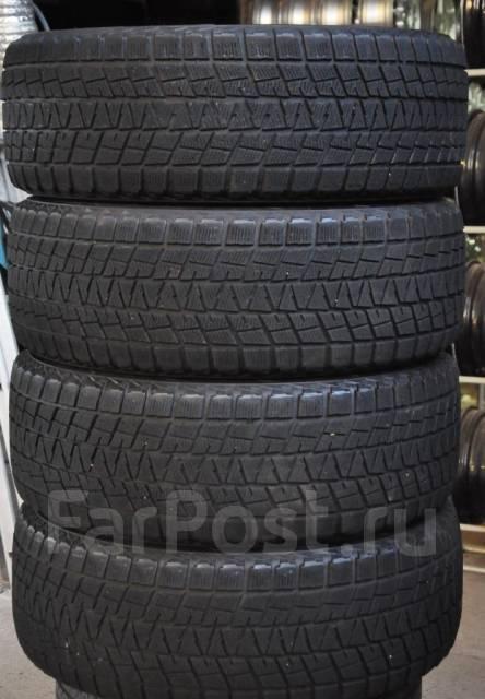 Bridgestone Blizzak DM-V1. Зимние, без шипов, 2013 год, износ: 50%, 4 шт