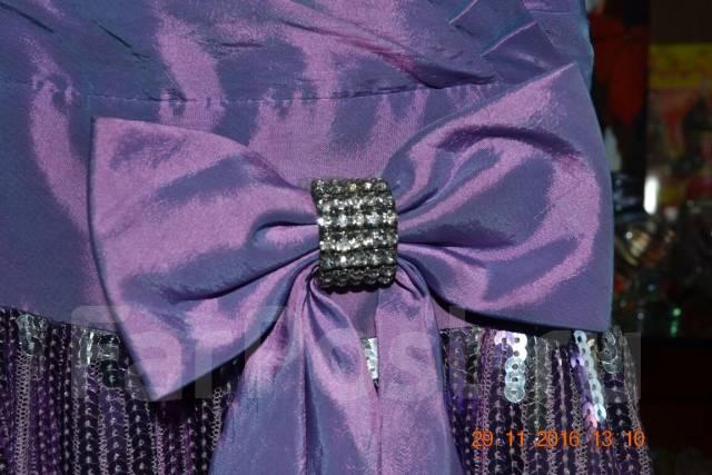 Платья бальные. Рост: 104-110, 110-116, 116-122 см