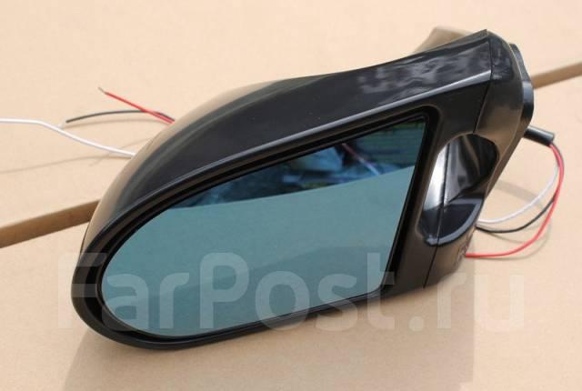 Зеркало заднего вида боковое. Opel Calibra