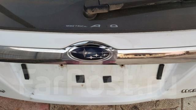 Крышка багажника. Subaru Impreza, GH