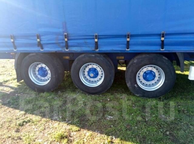 Krone SDP27. Полуприцеп, 41 000 кг.
