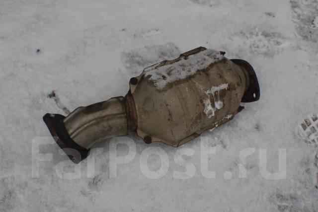 Фронт-пайп. Toyota Aristo, JZS161 Двигатель 2JZGTE