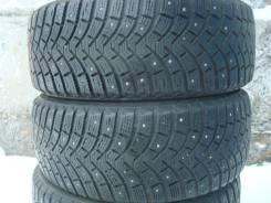 Michelin Latitude X-Ice North 2. Зимние, шипованные, износ: 30%, 2 шт