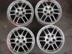 OZ Racing F1 Plus. 7.5x17, 5x114.30, ET38, ЦО 67,0 мм.