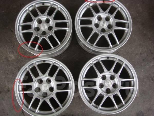 OZ Racing F1 Plus. 7.5x17, 5x114.30, ET38, ЦО 67,0мм.