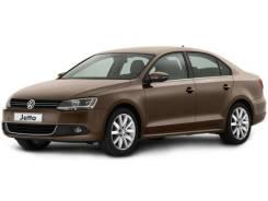 Volkswagen Jetta. 6 VI коричневый 2011 г 1.4i 122 л. с. мкпп