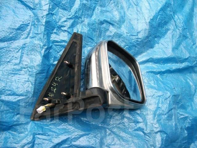 Зеркало заднего вида боковое. Mitsubishi Pajero, V43W, V45W, V46W, V46V, V26WG, V46WG