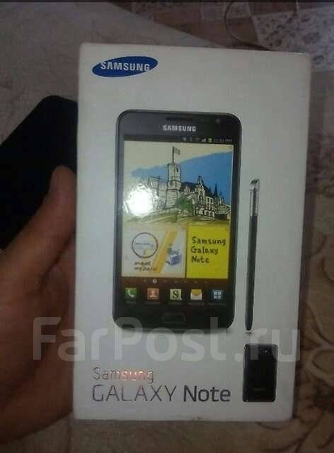 Samsung Galaxy Note GT-N7000. Б/у
