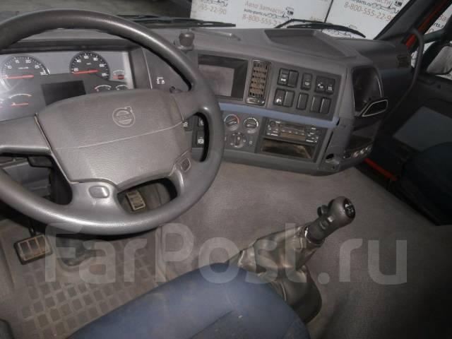 Кабина. Volvo FMX