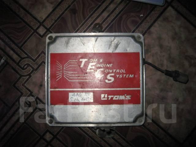 Блок управления двс. Toyota: Celica, Sprinter Marino, Corolla, Sprinter, Corolla Levin, Corolla Ceres, Sprinter Carib, Carina, Sprinter Trueno, Coroll...